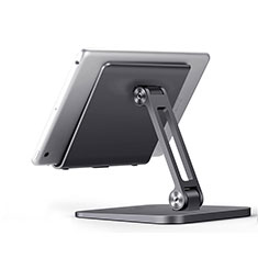Soporte Universal Sostenedor De Tableta Tablets Flexible K17 para Huawei MatePad 5G 10.4 Gris Oscuro