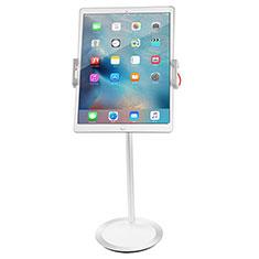 Soporte Universal Sostenedor De Tableta Tablets Flexible K27 para Huawei MatePad 5G 10.4 Blanco
