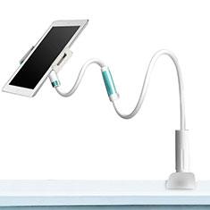 Soporte Universal Sostenedor De Tableta Tablets Flexible para Apple iPad 2 Blanco