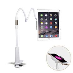 Soporte Universal Sostenedor De Tableta Tablets Flexible T29 para Apple iPad 2 Blanco