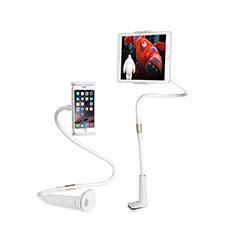 Soporte Universal Sostenedor De Tableta Tablets Flexible T30 para Apple iPad 2 Blanco