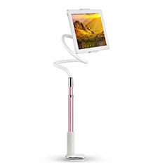 Soporte Universal Sostenedor De Tableta Tablets Flexible T36 para Apple iPad 3 Rosa