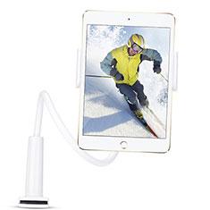Soporte Universal Sostenedor De Tableta Tablets Flexible T38 para Apple iPad 3 Blanco
