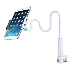 Soporte Universal Sostenedor De Tableta Tablets Flexible T39 para Apple iPad 2 Blanco