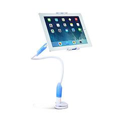 Soporte Universal Sostenedor De Tableta Tablets Flexible T41 para Apple iPad 3 Azul Cielo