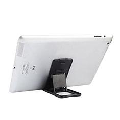 Soporte Universal Sostenedor De Tableta Tablets T21 para Apple iPad 4 Negro