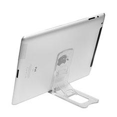 Soporte Universal Sostenedor De Tableta Tablets T22 para Apple iPad 2 Claro