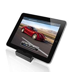 Soporte Universal Sostenedor De Tableta Tablets T26 para Apple iPad 3 Negro
