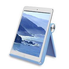 Soporte Universal Sostenedor De Tableta Tablets T28 para Apple iPad 2 Azul Cielo
