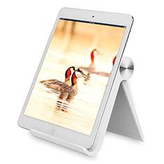 Soporte Universal Sostenedor De Tableta Tablets T28 para Apple iPad 3 Blanco