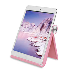 Soporte Universal Sostenedor De Tableta Tablets T28 para Apple iPad 3 Rosa