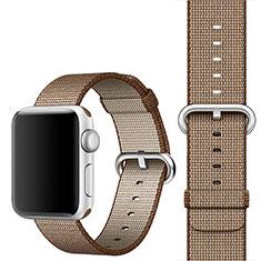 Tela Correa De Reloj Pulsera Eslabones para Apple iWatch 5 44mm Vistoso