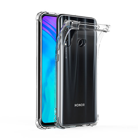 Carcasa Silicona Ultrafina Transparente T03 para Huawei Honor 20 Lite Claro
