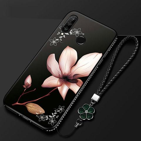 Funda Silicona Gel Goma Flores Carcasa para Huawei Honor 20 Lite Multicolor