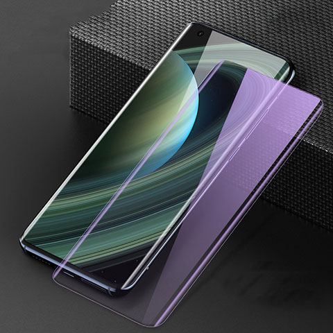 Protector de Pantalla Cristal Templado Integral Anti luz azul F02 para Xiaomi Mi 10 Ultra Negro