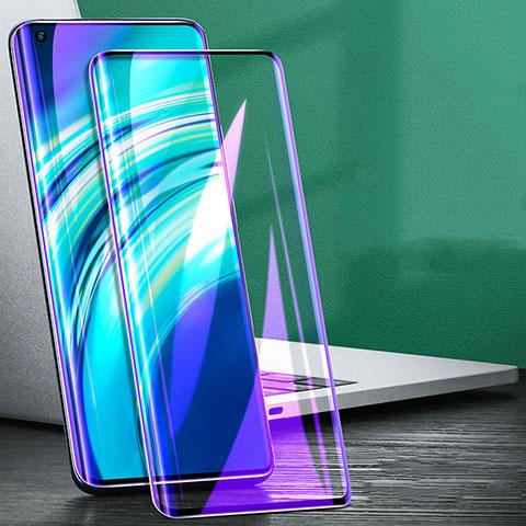 Protector de Pantalla Cristal Templado Integral Anti luz azul para Xiaomi Mi 10 Ultra Negro