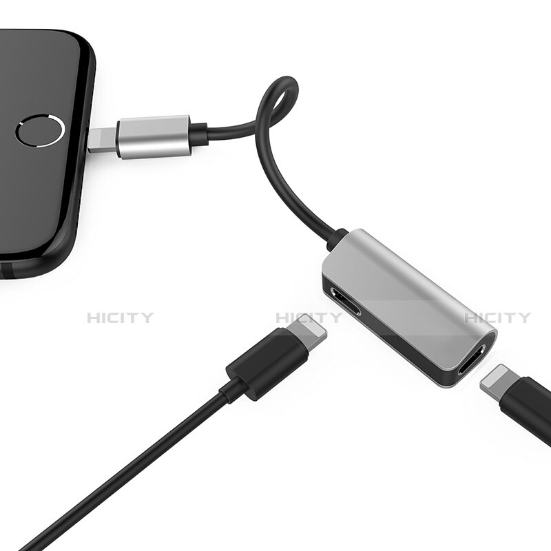 Cable Adaptador Lightning USB H01 para Apple iPhone 11