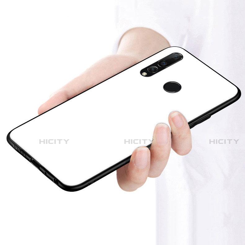 Carcasa Bumper Funda Silicona Espejo para Huawei Honor 20 Lite