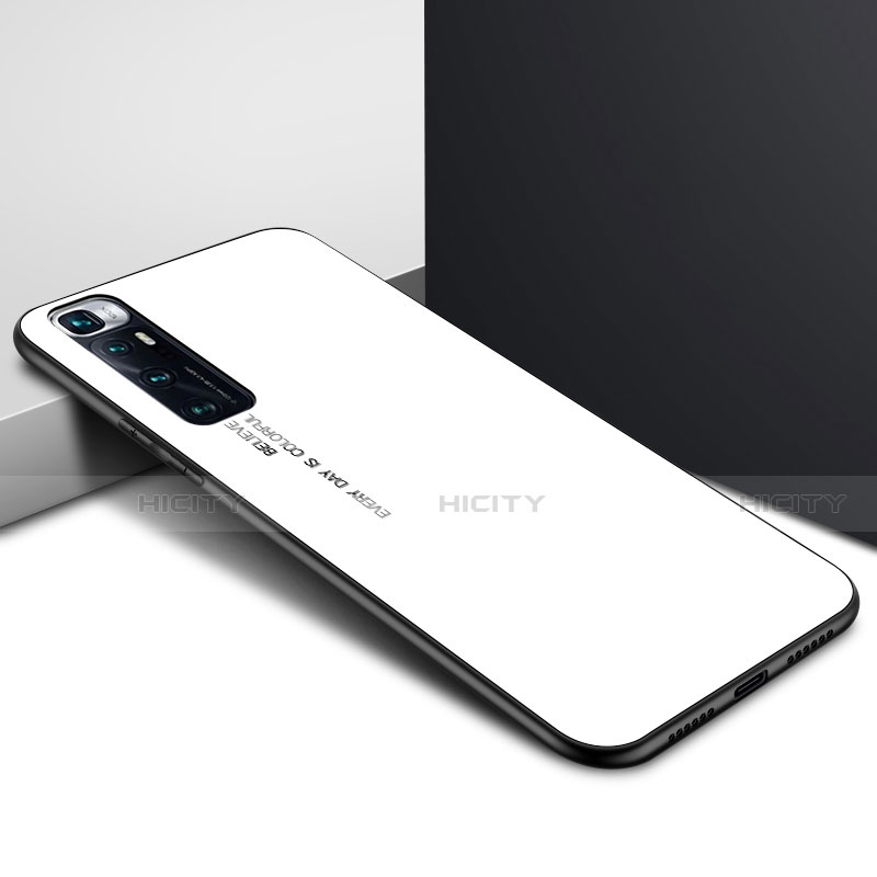 Carcasa Bumper Funda Silicona Espejo para Xiaomi Mi 10 Ultra