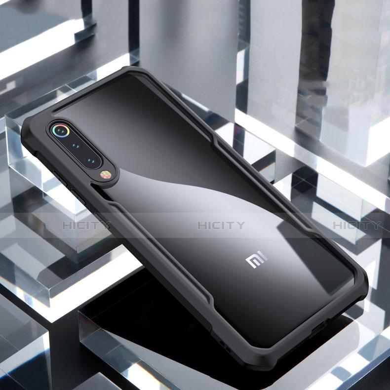 Carcasa Bumper Funda Silicona Transparente Espejo M02 para Xiaomi Mi 9 SE