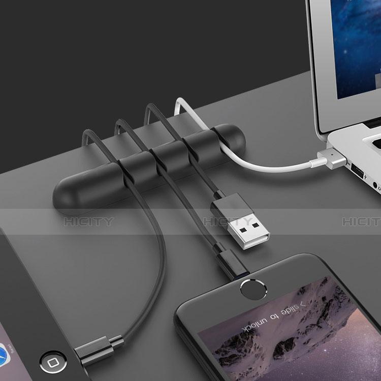 Cargador Cable USB Carga y Datos C02 para Apple iPhone 11 Pro Negro