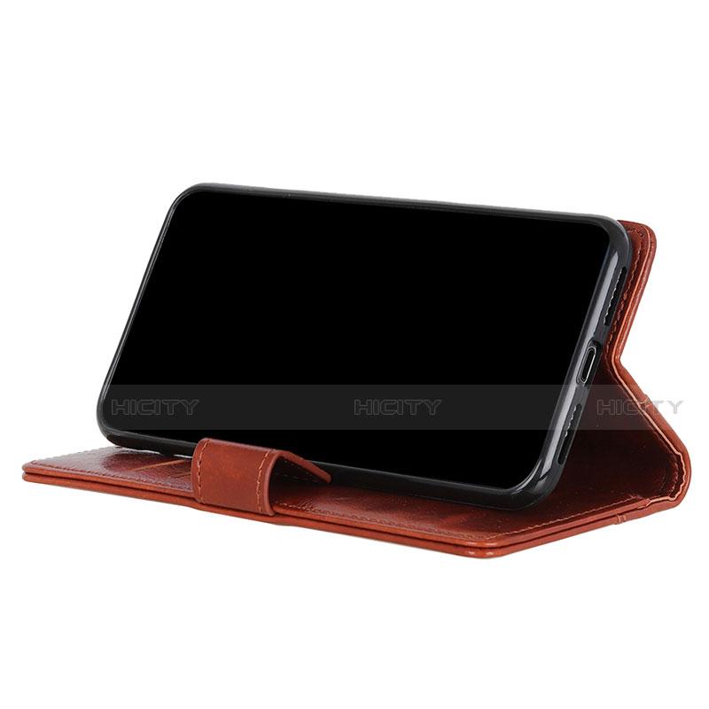 Funda de Cuero Cartera con Soporte Carcasa L06 para Motorola Moto G9 Plus