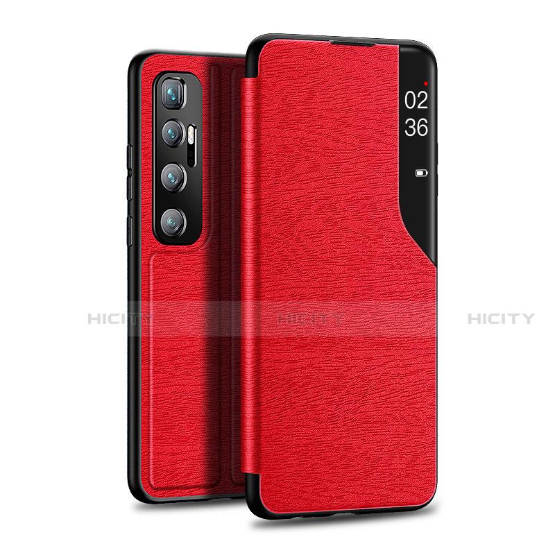 Funda de Cuero Cartera con Soporte Carcasa para Xiaomi Mi 10 Ultra