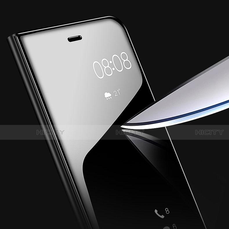Funda de Cuero Cartera con Soporte Espejo Carcasa para Huawei Honor 20 Lite