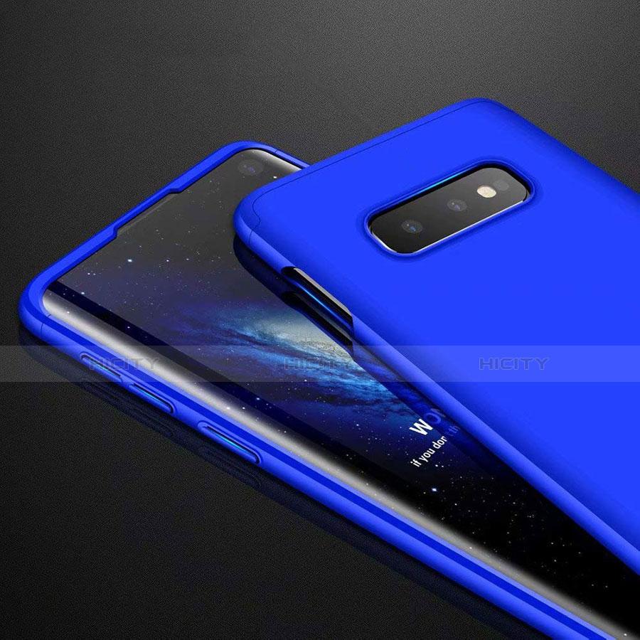 Funda Dura Plastico Rigida Carcasa Mate Frontal y Trasera 360 Grados para Samsung Galaxy S10e