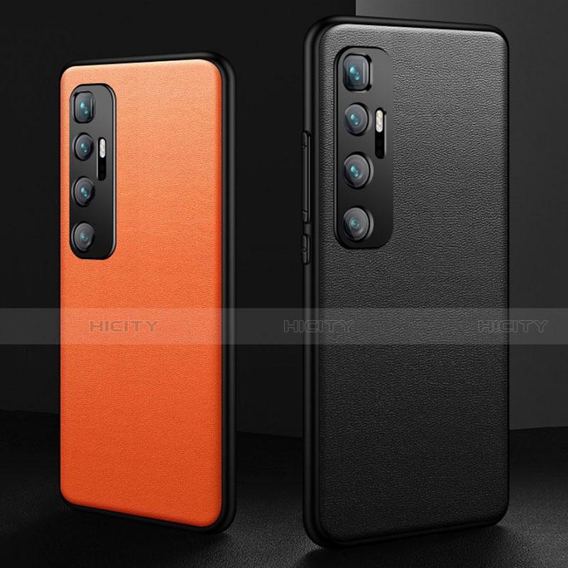 Funda Lujo Cuero Carcasa para Xiaomi Mi 10 Ultra