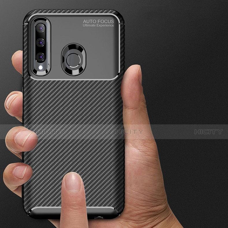 Funda Silicona Carcasa Goma Twill para Huawei Honor 20 Lite