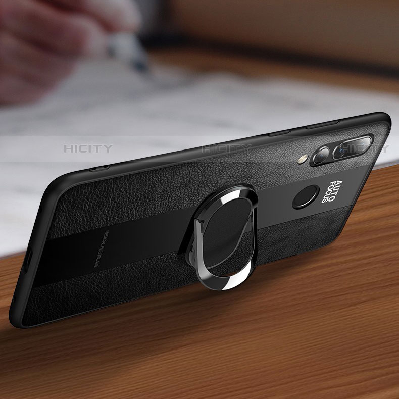 Funda Silicona Goma de Cuero Carcasa para Huawei Honor 20 Lite