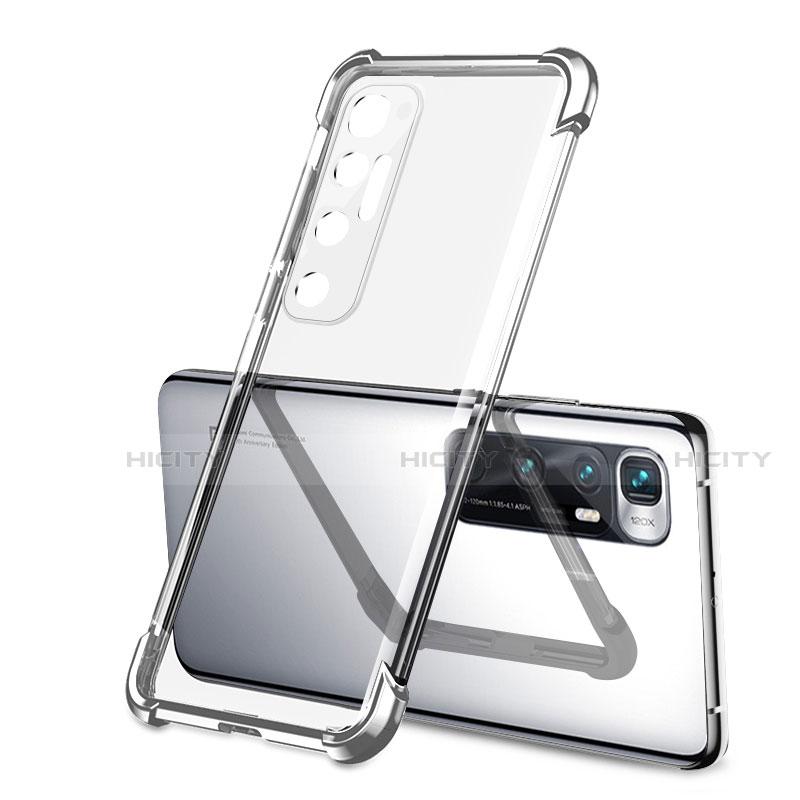 Funda Silicona Ultrafina Carcasa Transparente H01 para Xiaomi Mi 10 Ultra