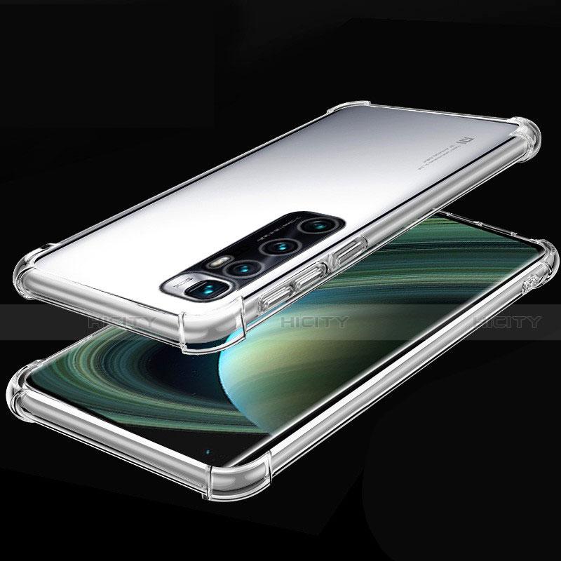 Funda Silicona Ultrafina Carcasa Transparente H04 para Xiaomi Mi 10 Ultra Claro