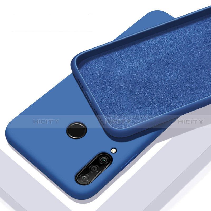 Funda Silicona Ultrafina Goma 360 Grados Carcasa para Huawei Honor 20 Lite Azul