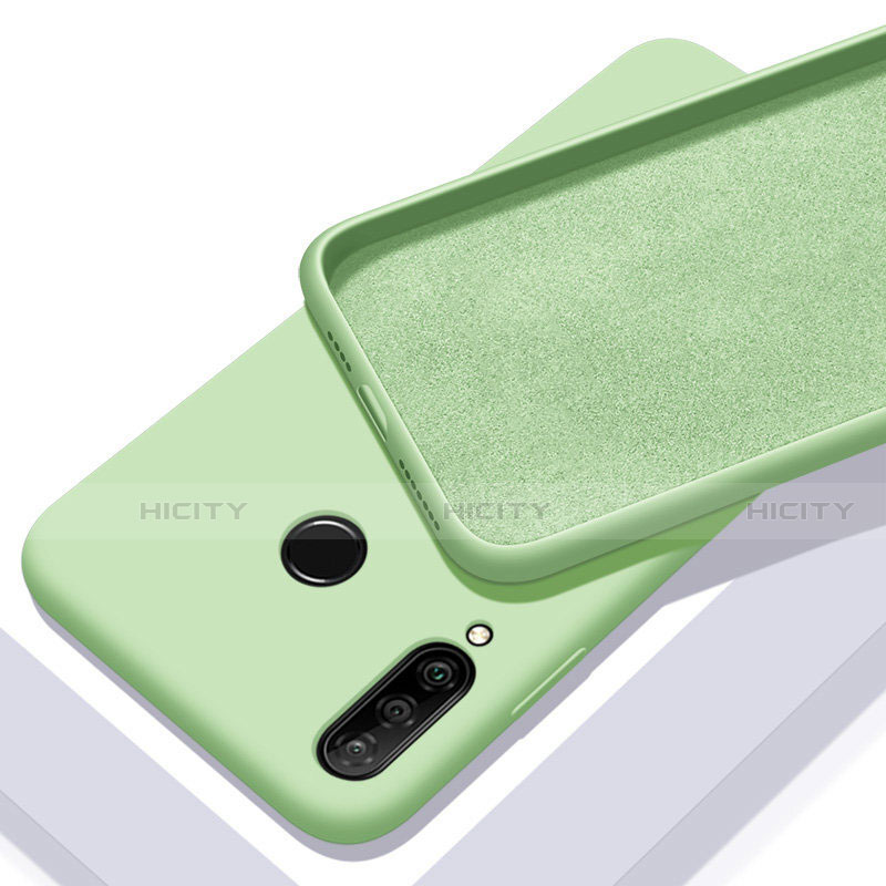 Funda Silicona Ultrafina Goma 360 Grados Carcasa para Huawei Honor 20 Lite Verde