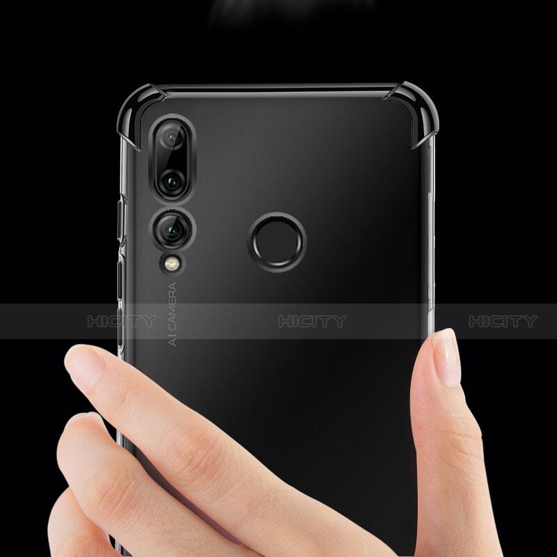 Funda Silicona Ultrafina Transparente para Huawei Honor 20 Lite Claro