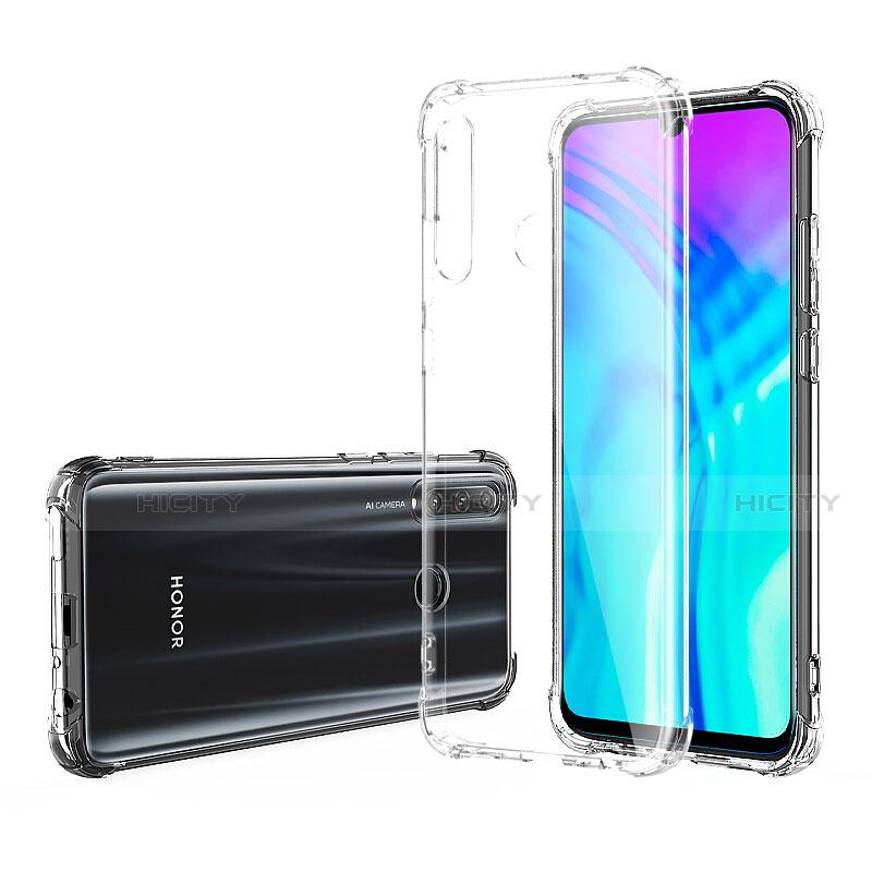 Funda Silicona Ultrafina Transparente T02 para Huawei Honor 20 Lite Claro
