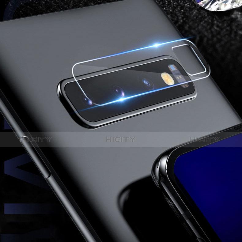 Protector de la Camara Cristal Templado para Samsung Galaxy S10 Claro