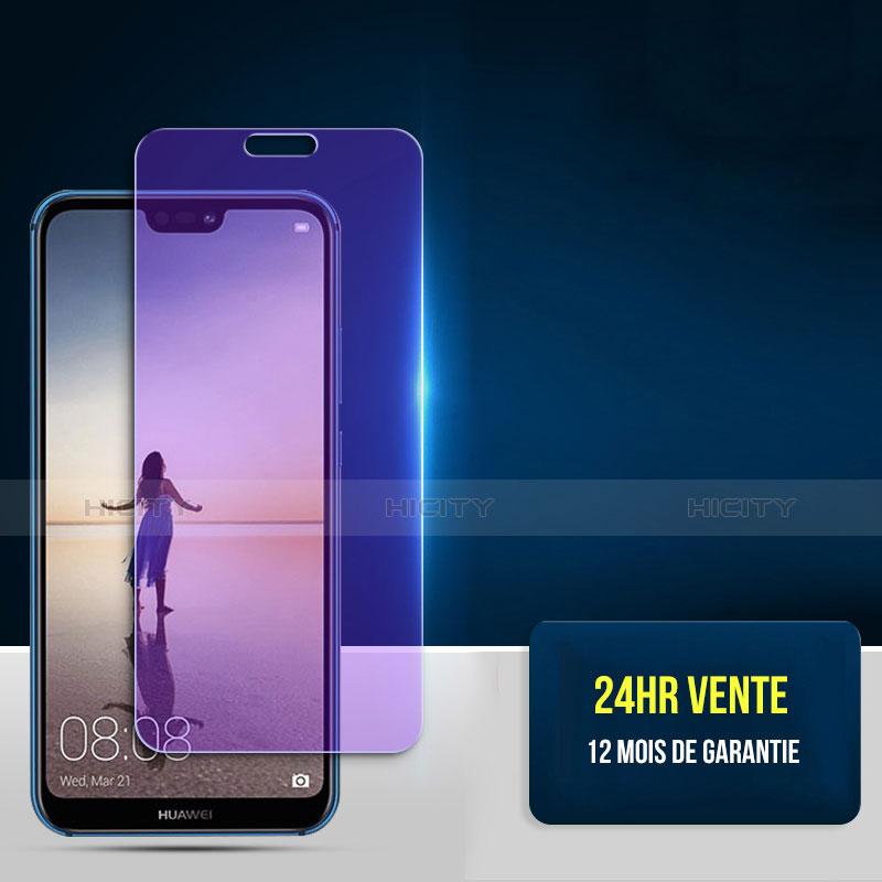 Protector de Pantalla Cristal Templado Anti luz azul para Huawei P20 Lite Claro