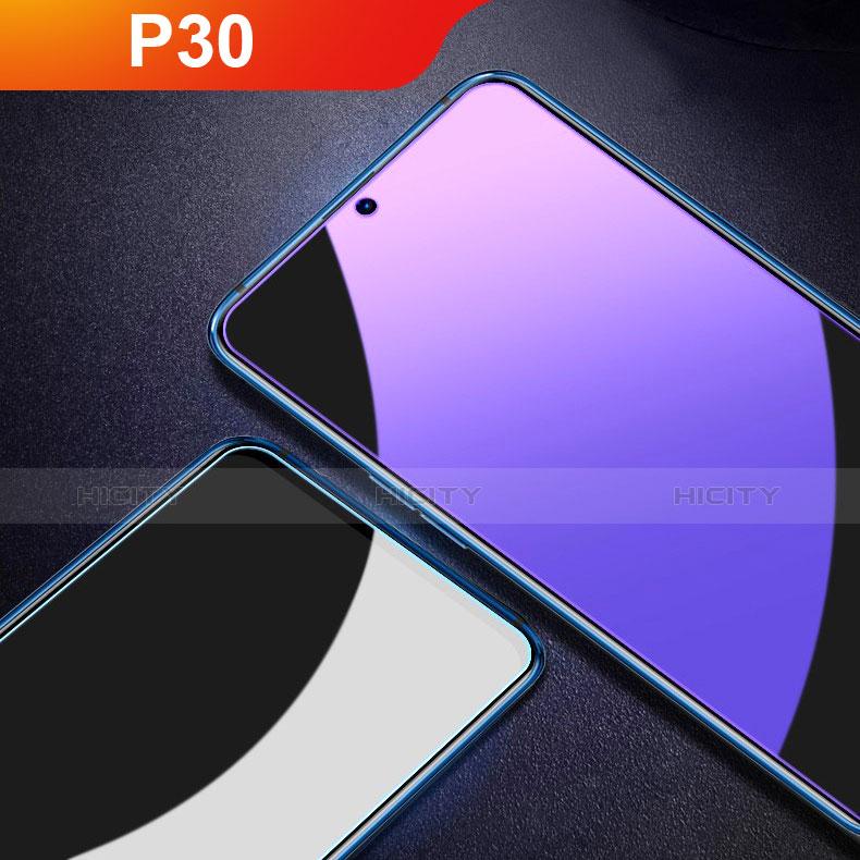 Protector de Pantalla Cristal Templado Anti luz azul para Huawei P30 Claro