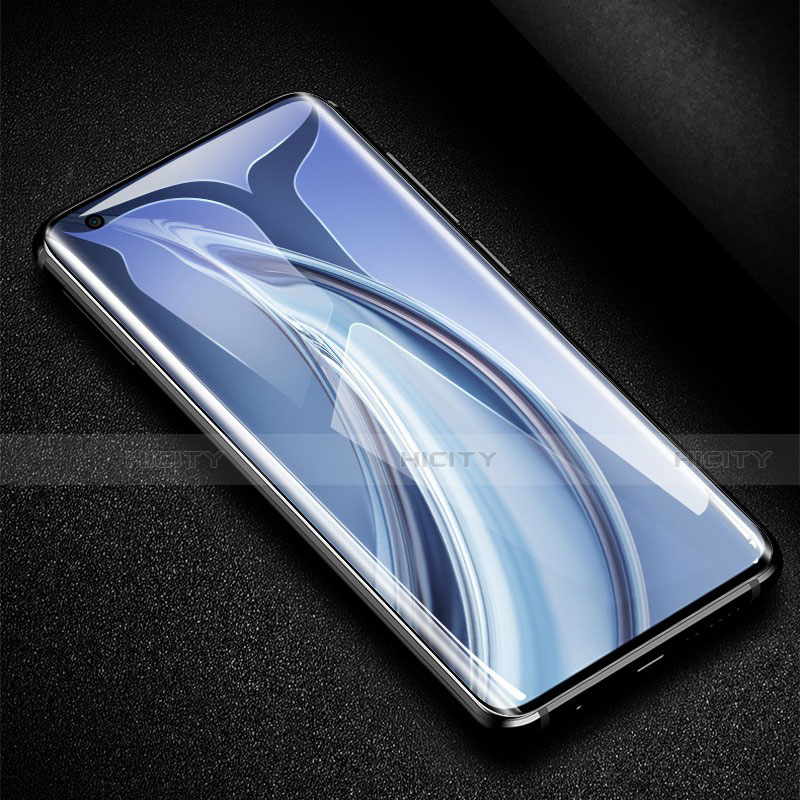Protector de Pantalla Cristal Templado Integral para Xiaomi Mi 10 Ultra Negro