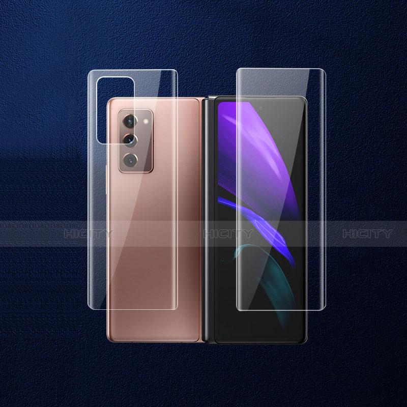 Protector de Pantalla Trasera B02 para Samsung Galaxy Z Fold2 5G Claro