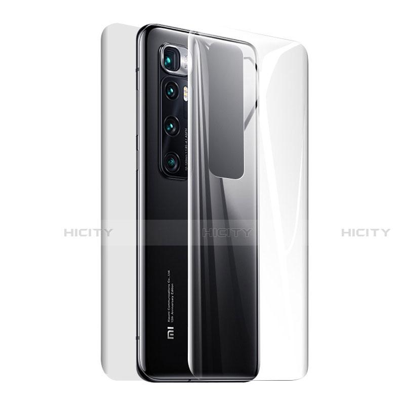 Protector de Pantalla Ultra Clear Frontal y Trasera para Xiaomi Mi 10 Ultra Claro
