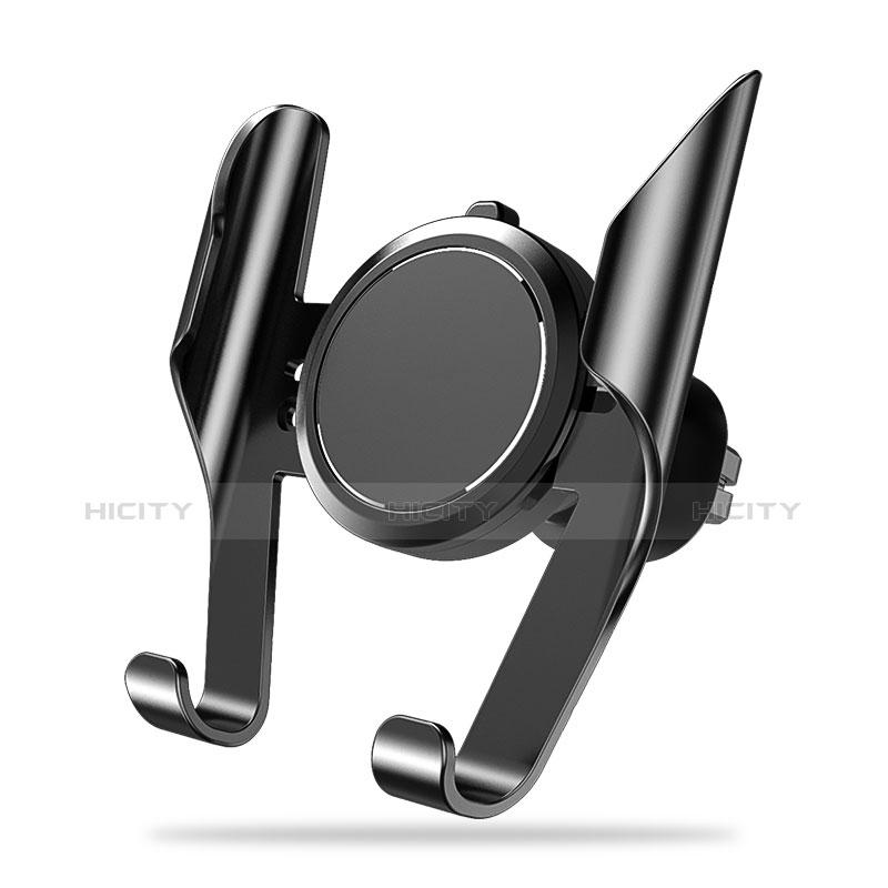 Soporte Universal de Coche Rejilla de Ventilacion Sostenedor A06 Negro