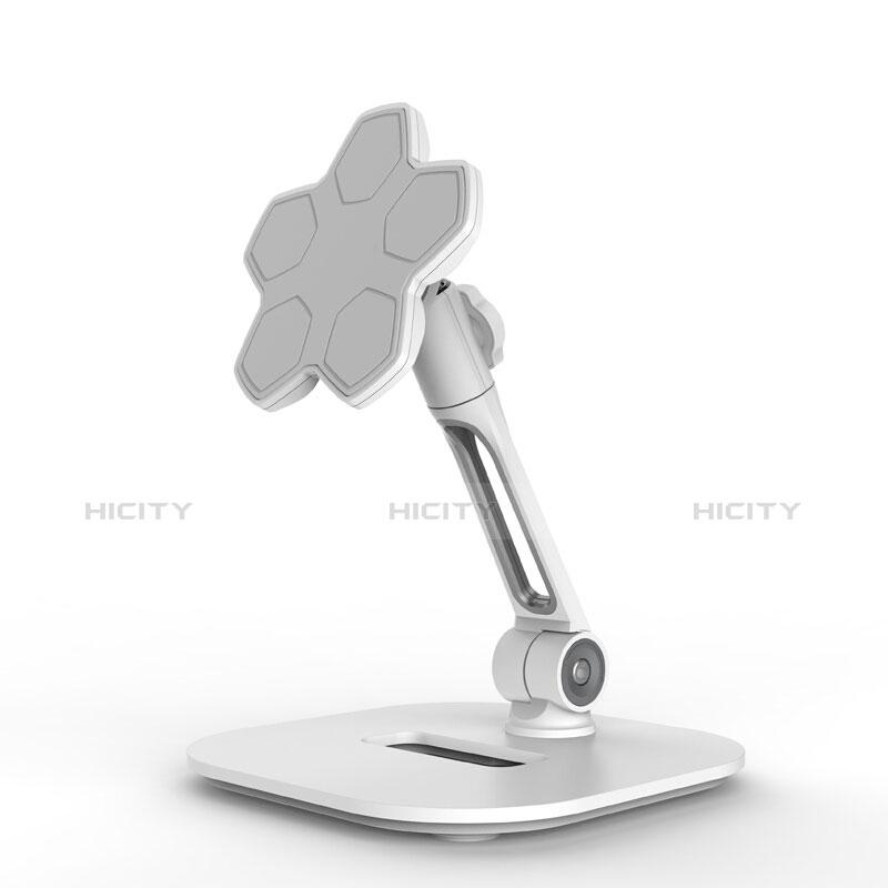 Soporte Universal Sostenedor De Tableta Tablets Flexible H03 para Apple iPad Pro 12.9 (2020) Blanco