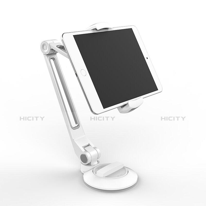Soporte Universal Sostenedor De Tableta Tablets Flexible H04 para Apple iPad Pro 11 (2020) Blanco