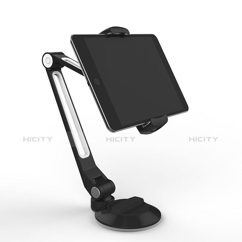 Soporte Universal Sostenedor De Tableta Tablets Flexible H04 para Apple New iPad 9.7 (2018) Negro