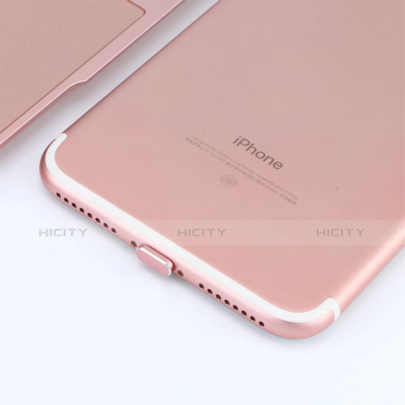 Tapon Antipolvo Lightning USB Jack J06 para Apple iPhone 11 Gris